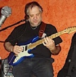 Burt Teague, Guitarist, Vocalist
